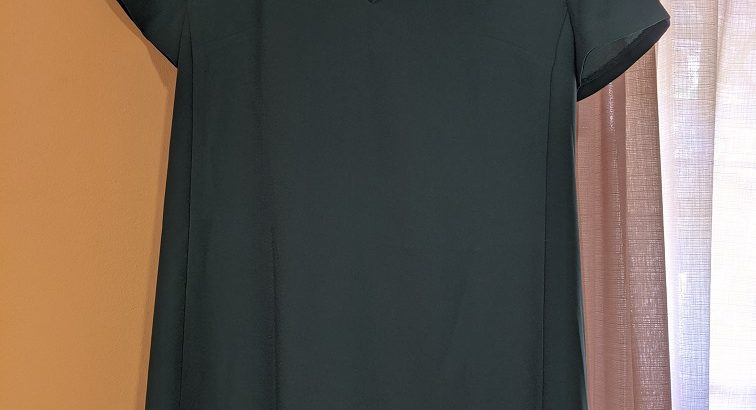 1.State Evergreen V Neck Dress SZ 6