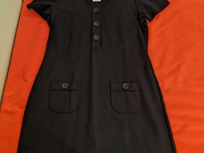 Black Banana Republic Straight Dress Size 10