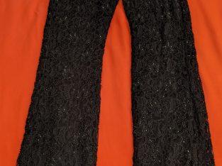 INC Women's Black Pants Size: 4